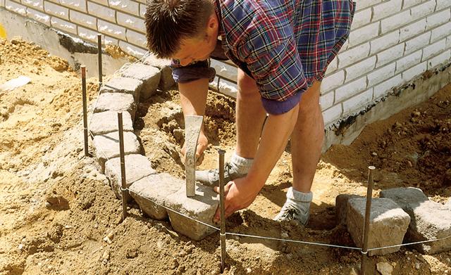 beeteinfassung | bauen & renovieren | selbst.de, Garten und erstellen