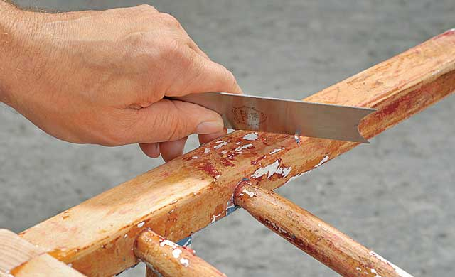 Häufig Holz abbeizen | selbst.de IB78