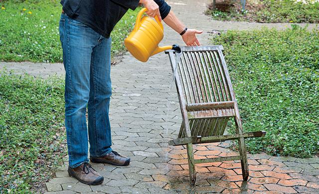 Gartenmobel Selber Bauen Bauanleitung : Teakholz pflegen  Möbel & Ausstattung  selbstde