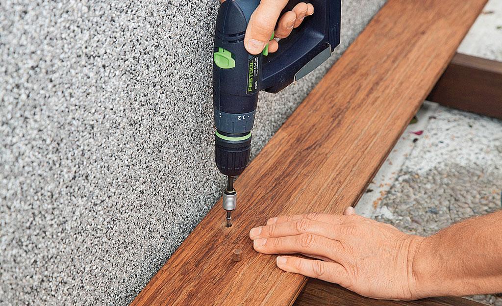 Bambus Terrassendielen | selbst.de