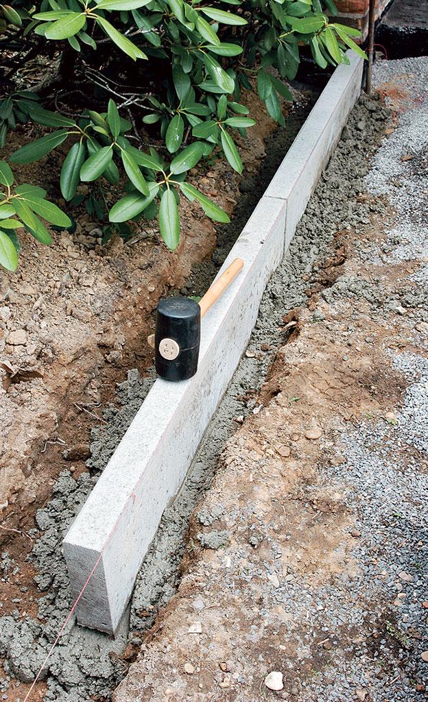 Terrassen len verlegen Holzterrasse Bild 7