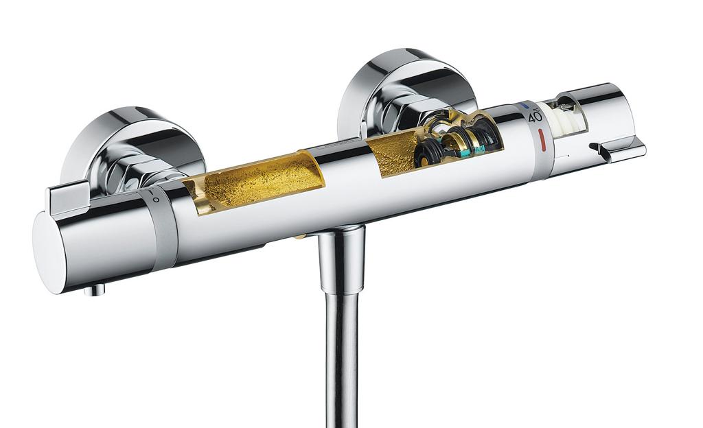 Bevorzugt Duscharmatur | selbst.de CC62