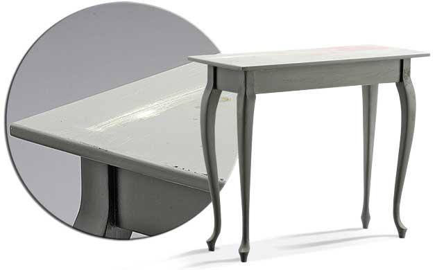 tisch lackieren. Black Bedroom Furniture Sets. Home Design Ideas