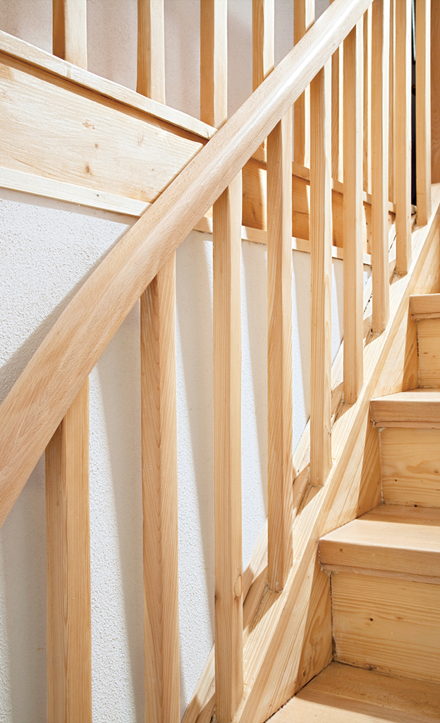 Holztreppe Renovieren Selbst De