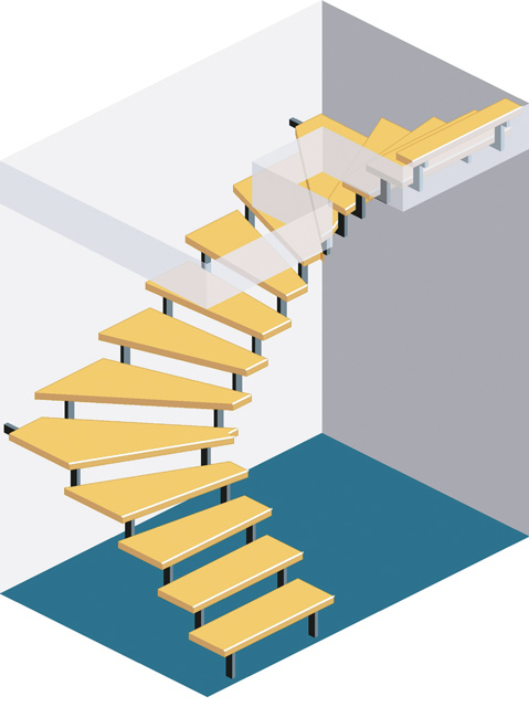 Favorit Treppe berechnen | selbst.de DP87