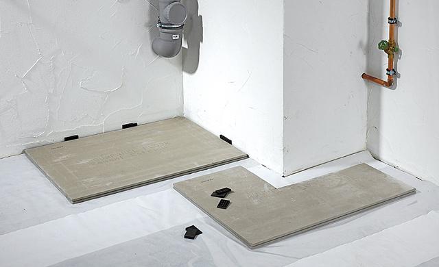 trockenestrich. Black Bedroom Furniture Sets. Home Design Ideas