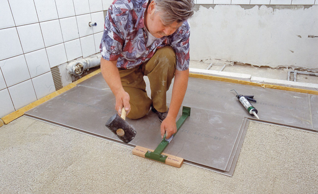 Trockenestrichplatten