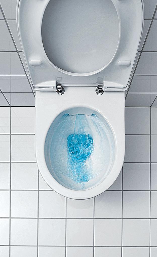 Toilette Ohne Spulrand Selbst De