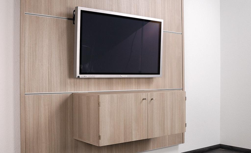 Tv Wand Selbst De