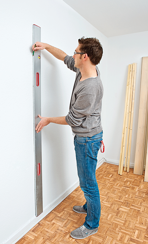 Wandverkleidung im Landhausstil | selbst.de