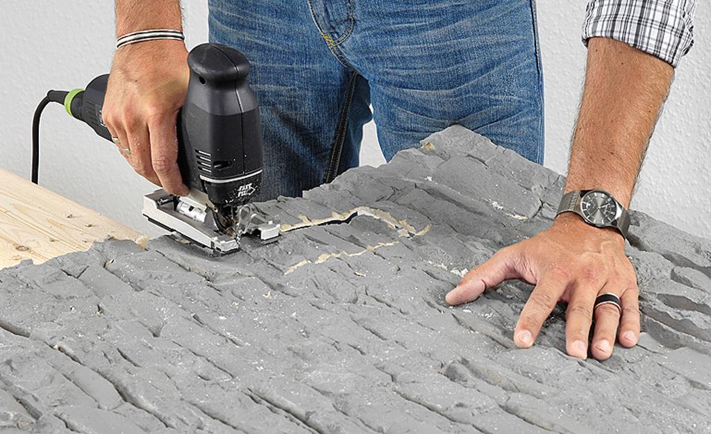 Beliebt Kunststoff-Wandverkleidung | selbst.de PA56