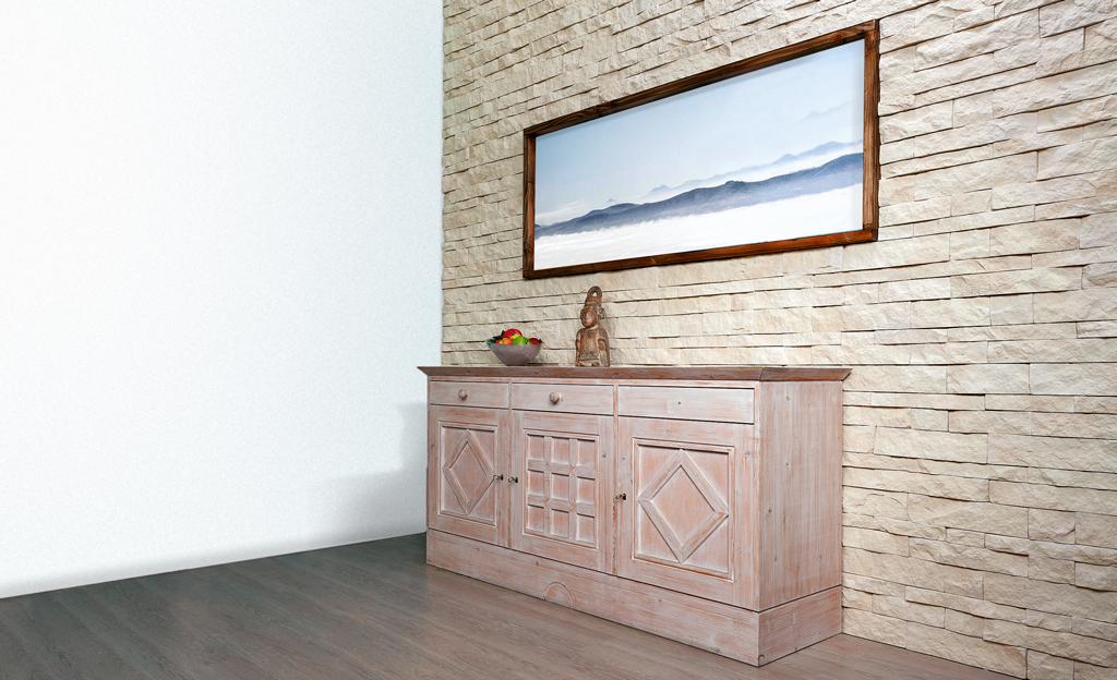 sandstein wandverkleidung. Black Bedroom Furniture Sets. Home Design Ideas