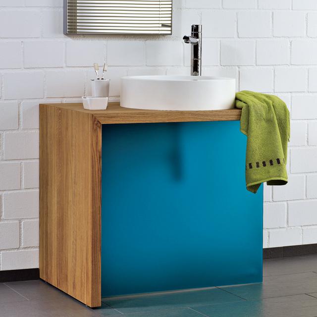 holz waschtisch. Black Bedroom Furniture Sets. Home Design Ideas