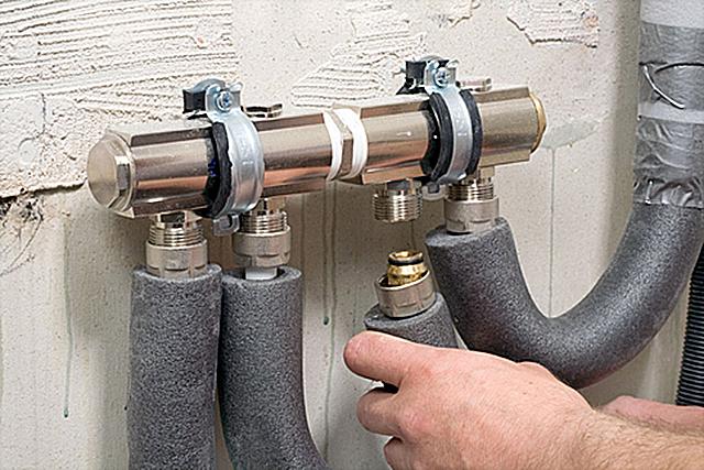 Super Wasserleitung verlegen | selbst.de VI85