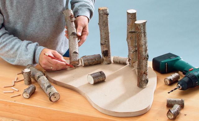 weihnachtskrippe basteln holzspielzeug krippen. Black Bedroom Furniture Sets. Home Design Ideas