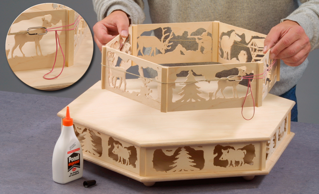 weihnachtspyramide bauen holzspielzeug krippen bild 19. Black Bedroom Furniture Sets. Home Design Ideas