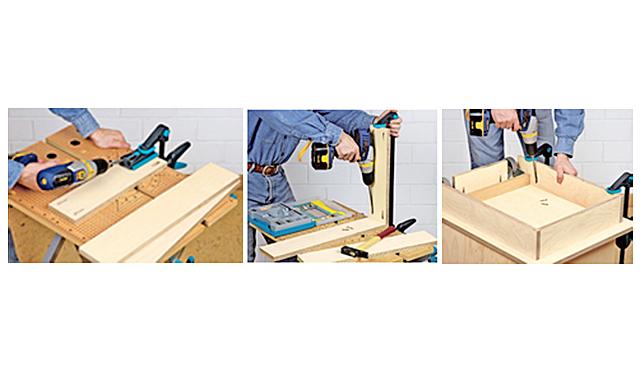 werkstattschrank holzarbeiten m bel bild 22. Black Bedroom Furniture Sets. Home Design Ideas