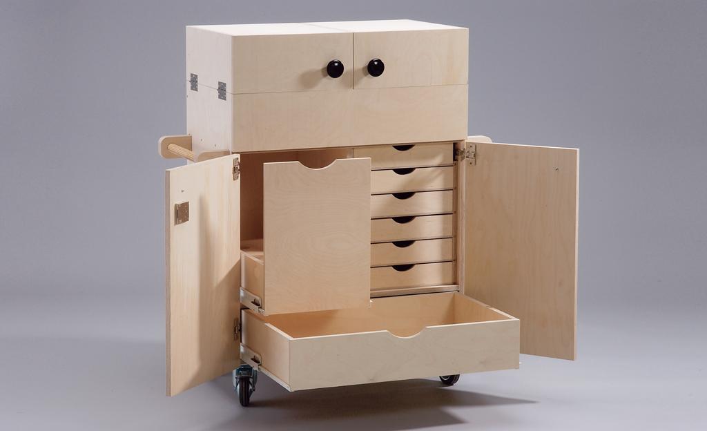 werkstattwagen werkzeugschrank bild 2. Black Bedroom Furniture Sets. Home Design Ideas