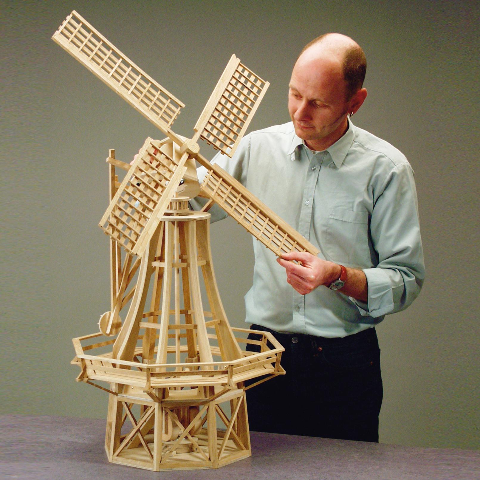 windmühle selber bauen | selbst.de