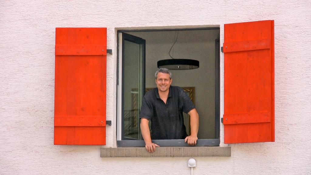 Fensterläden bauen
