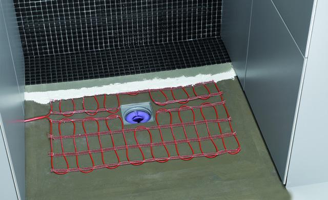 Elektrische Fußbodenheizung nachträglich verlegen