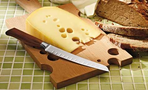 Käseplatte bauen