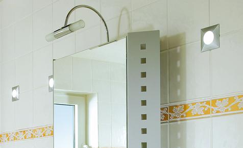 led einbauleuchten auf fliesen verlegen badbeleuchtung bild 9. Black Bedroom Furniture Sets. Home Design Ideas