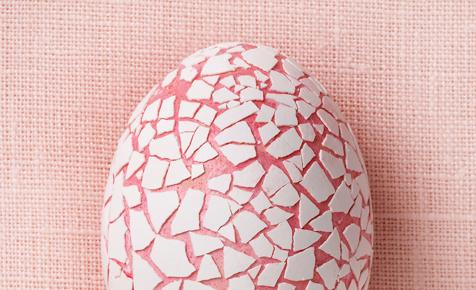 Ostern: Deko-Ei basteln