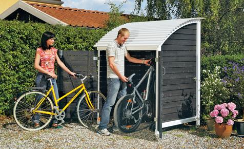 Anleitung: Bikeport bauen