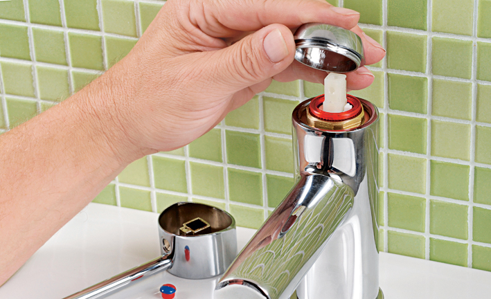 Drehgriff abschrauben wasserhahn Wasserhahn griff
