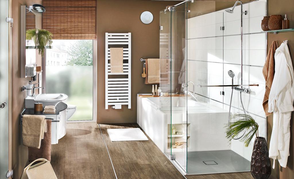 Badezimmer Abdichten