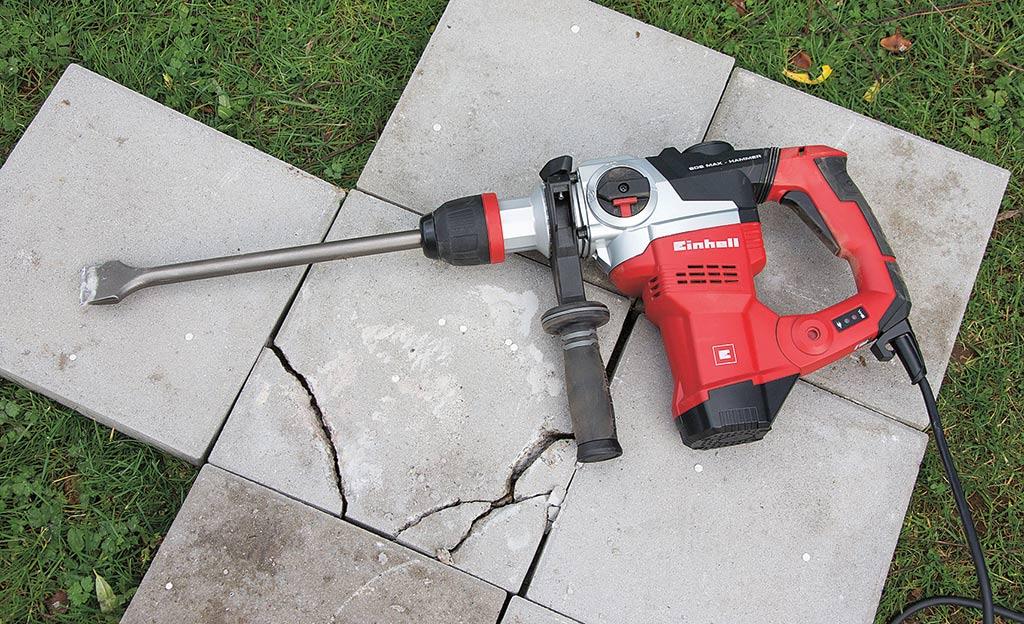Bohrhammer selbst ausprobiert