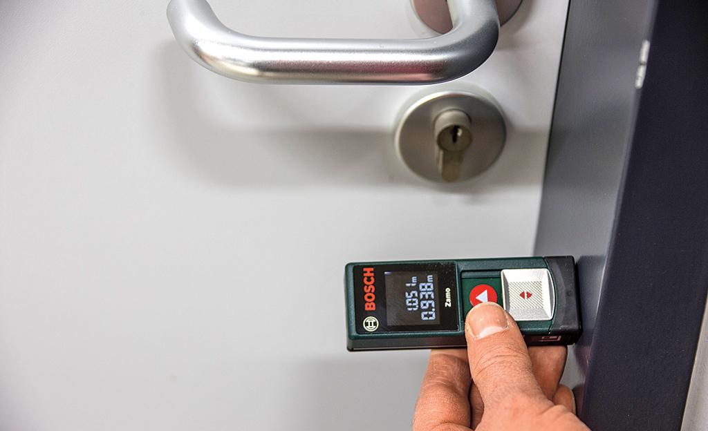 Entfernungsmesser von Bosch