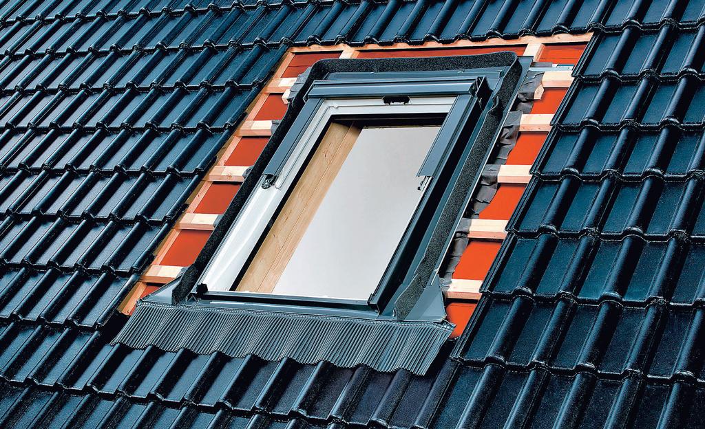 Dichte Dachfenster
