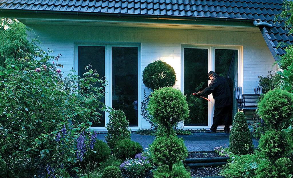 Schließtechnik: Fenster sichern