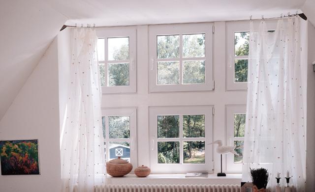 Vor- und Nachteile von Sprossenfenstern