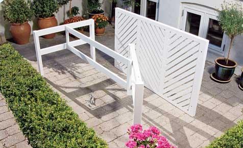 Gartenmöbel-Set