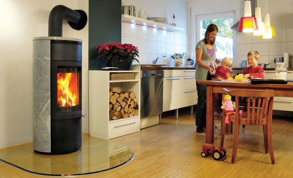 Ofen: Heizkamin nachrüsten