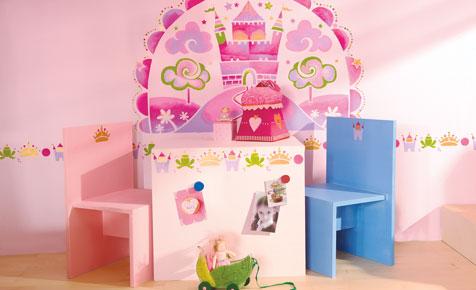 Kindermöbel bauen