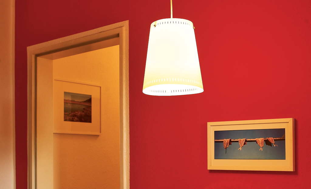 Hänge-Lampe anschließen