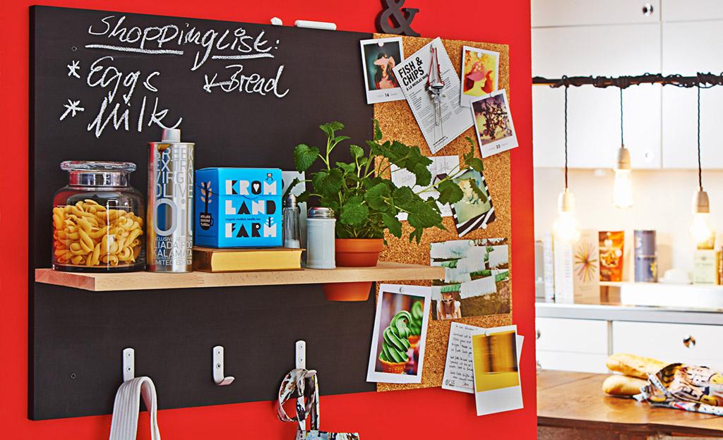 Küchen-Organizer bauen