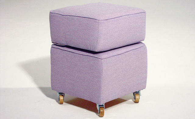 Hocker polstern