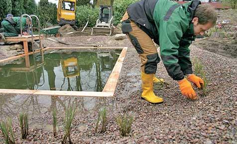 Schwimmteich: Bauanleitung für Heimwerker