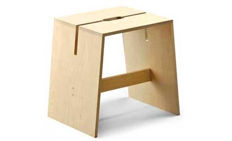 Stapel-Hocker selbst bauen