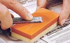 Werkzeuge per Hand schärfen