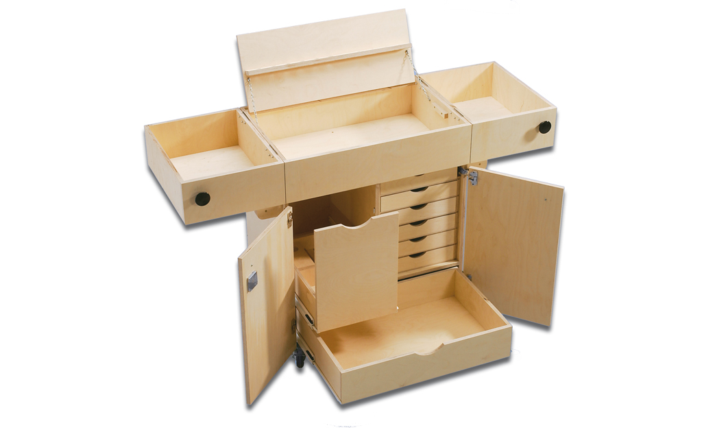 Werkstattwagen bauen