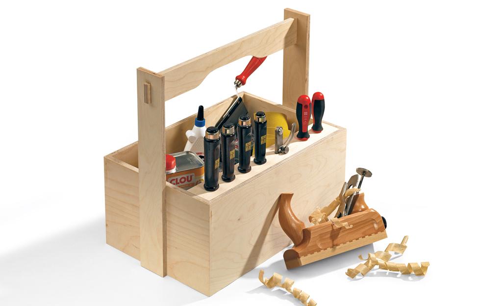 Werkzeugkiste bauen