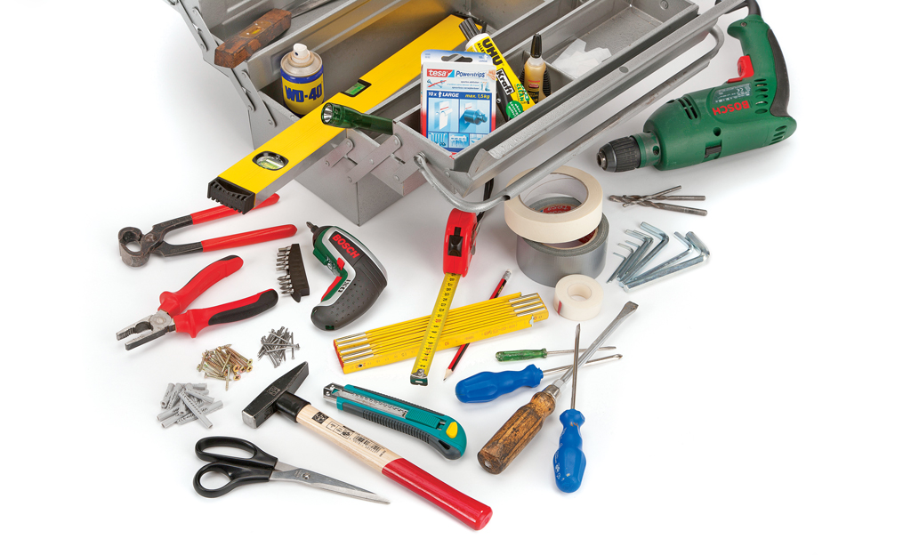 Werkzeugkiste: Das gehört in den Werkzeugkasten