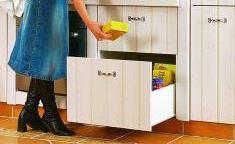 Küchenschränke selbst bauen