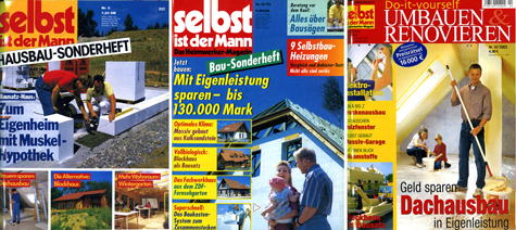 Umbauen & Renovieren: Das Bau-Sonderheft